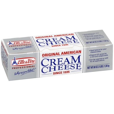 Cream Cheese Elle & Vire 1,36kg