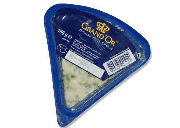 PHÔ MAI GRAND'OR DANISH BLUE CHEESE 100G