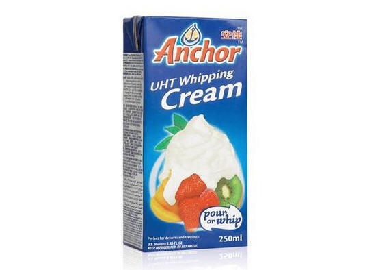 Whipping Cream Anchor 250ml
